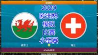 2020年欧洲杯,模拟比赛,威尔士vs瑞士