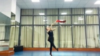 婷婷老师原创编舞,大扇舞《万疆》。