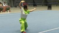 2006年全国女子武术套路锦标赛 女子长拳 001 张怡
