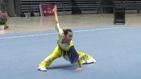 2006年全国女子武术套路锦标赛 女子长拳 003 阚文聪