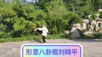 形意八卦棍--刘志平(精平)72岁