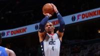 NBA:76人114-122奇才 威少19+21+14
