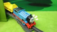 托马斯玩具 勤劳的小火车