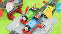 托马斯玩具 多多岛节日庆典