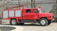 老东风EQ140汽油发动机消防车宝刀未老!