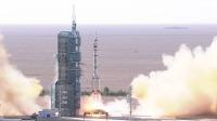 神舟十二号载人飞船成功发射 神舟十二——铸梦太空 20210617