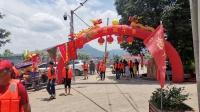 2021年 福州琅岐 闽江村 端午 划龙舟