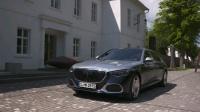 2022梅赛德斯-迈巴赫S580-外观内饰和驾驶