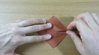 教你折纸旋转便便(自由飞翔),简单搞笑好玩!