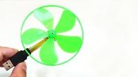 夏天到了,教你自制充电宝小电扇,风力强劲,清凉一夏!