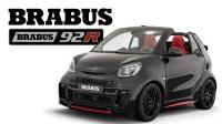 2022 巴博斯 Brabus 92R 宣传片 - 基于 Smart EQ Fortwo Cabrio 打造