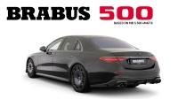 2022 巴博斯 Brabus 500 宣传片 - 基于 奔驰 S500 (W223) 打造