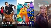 最热暑期档终于到来~《Disney+七月节目单》官方预告
