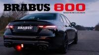 2022 巴博斯 Brabus 800 宣传片 - 基于 奔驰 AMG E63 S 打造