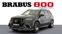 2022 巴博斯 Brabus 800 宣传片 - 基于 奔驰 AMG GLS63 S 打造