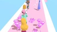 小游戏:女生才会玩的婚纱游戏