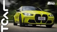 【Tcar試車频道】2022 宝马 BMW M3 Competition (G80) 试驾
