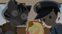 动画:保安和喵地瓜都说自己是真的,熊宝懵了,到底谁在说谎?