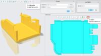 Creo8.0钣金设计新功能视频教程:平整简化表示设置默认名称config选项设置说明