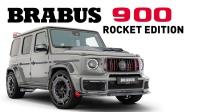 2022 巴博斯 Brabus 900 Rocket Edition 宣传片 Faster And Bolder