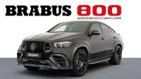 2022 巴博斯 Brabus 800 宣传片 - 基于 奔驰 AMG GLE63 S Coupé 打造