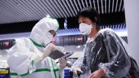 南京新增16名感染者 包含的哥、輔警