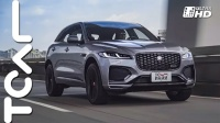 【Tcar試車频道】2022 捷豹 Jaguar F-Pace (中期改款) 试驾