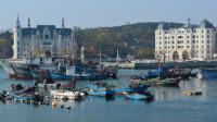 老虎滩渔人码头 领略欧陆式怀旧 大连市区最后的渔港
