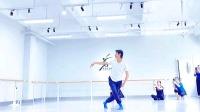 好唯美的蒙古舞《莫哈茹》,李奕辰老师舞蹈
