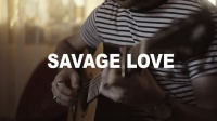 吉他弹活力歌曲是啥感觉?防弹少年团《Savage Love》