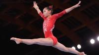 中国军团第32金:体操女子平衡木 管晨辰/唐茜靖包揽金银