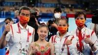 霸气!东京奥运会中国8次包揽金银牌