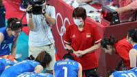 中国女排精神是永不言弃!郎平说中国排球不会停步
