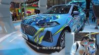 车企如何打破次元壁?2021ChinaJoy WEY展台给你答案