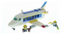 乐高积木:MINIONS系列75547小黄人飞行训练