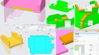 Creo8.0新功能视频教程集锦:钣金设计篇