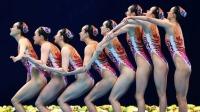 东京奥运会花样游泳集体项目 中国队获得银牌