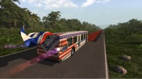 车祸模拟器:如果公路上出现500米的熔岩路段,汽车能通过吗?