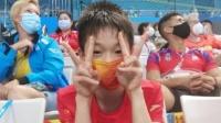 全红婵发文:第一次奥运会之旅结束,会继续努力
