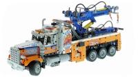 乐高积木:科技机械组系列42128重型拖车