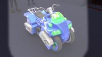 魔幻陀螺5:全新的四轮智能魔幻陀螺——深海战神登场!