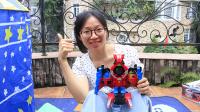【咖宝拆箱】最新款咖宝蛋神泰拉轰豪华基地套装,13款变形恐龙蛋3种形态超级变形玩具