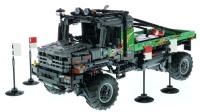 乐高积木:科技机械组42129梅赛德斯奔驰越野卡车