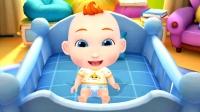 照顾JOJO:给宝宝冲奶粉 安抚宝宝入睡 宝宝巴士游戏