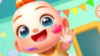 照顾JOJO:给宝宝做鸡蛋羹 宝宝巴士游戏