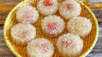 传统月饼吃腻了,可以试试水果冰皮月饼,清脆筋道不用烤箱也能做
