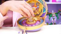 叶罗丽时间公主四时间魔法盒玩具