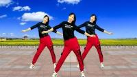 火爆的64步健身舞《策马情歌》超好听,超火,轻松跳出好身材