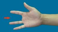 5根手指变4根!高难度魔术,背后真相特简单