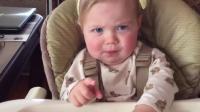 妈妈唱歌太难听,把宝宝唱哭了,妈妈求你不要唱了